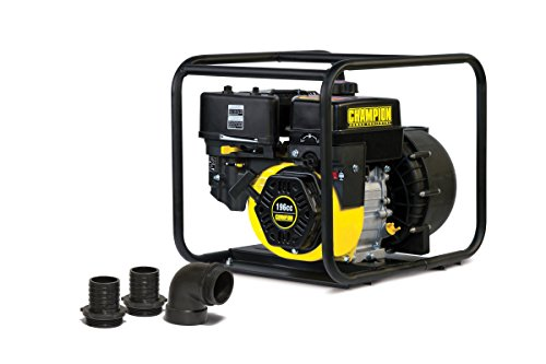 (Champion 2-Inch Gas-Powered Chemical and Clear Water Transfer Pump)