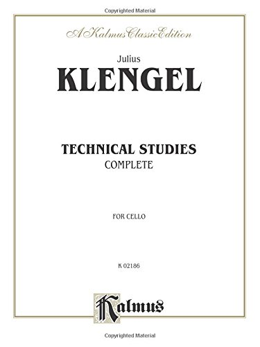 Download Technical Studies for Cello Complete (Kalmus Classic Edition) ebook