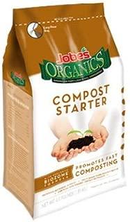 product image for Jobe's Easy Gardener 09926 4 LB, 4-4-2, Organic Compost Starter Granular Fertilizer - Quantity 12