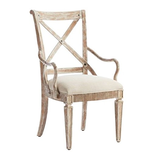 (Stanley Furniture Juniper Dell Arm Chair in English Clay)