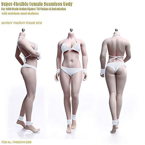 Phicen TBLeague1/6 Female Super-Flexible Seamless Buxom Women Body (PHMB2019-S29B)