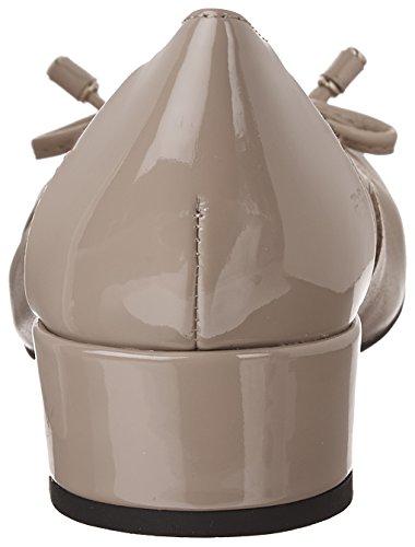 Geox Damen D Carey A Pumps Beige (LT TAUPEC6738)