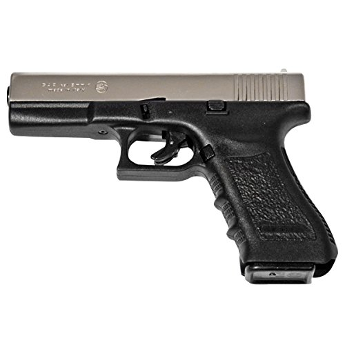 BRUNI leere pistole GLOCK GAP Kaliber 9 pak 0.00 JOULE keine Lizenz