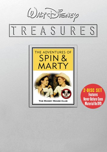 Walt Disney Treasures - The Adventures of Spin & Marty - The Mickey Mouse - Marty Movie The