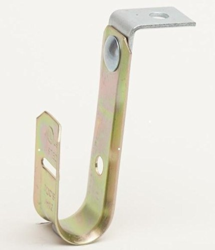 Platinum Tools JH12AC-100 3/4-Inch 90 ? Angle J-Hook, Size 12, 100 Per Box by Platinum Tools