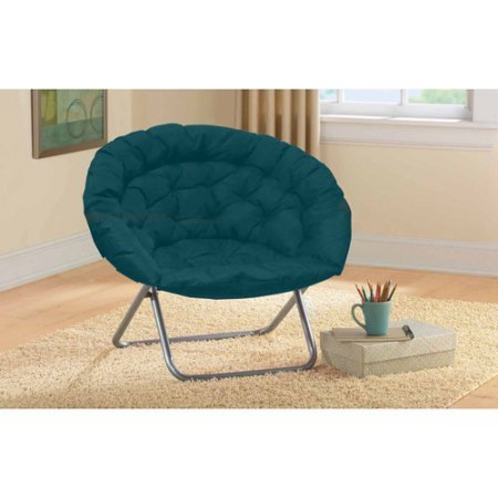 Oversized Moon Chair, Multiple Colors Teal by Urban Shop