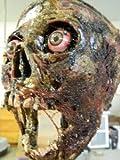 Halloween Horror Movie Prop Corpse Skull Head '' The Screamer''