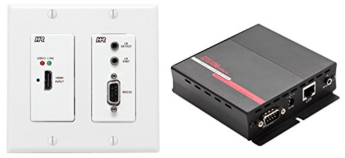 Hall Research UHBX-WP-P2 HDMI over UTP Extender with HDBaseT and PoH