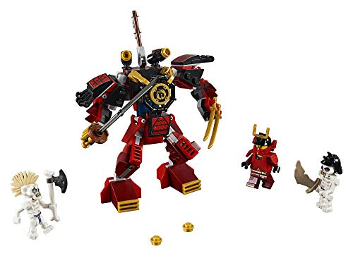 LEGO Ninjago Legacy Samurai Mech 70665 Building Kit (154 - Ninjago Mech Samurai Lego
