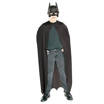 Amazon.com: Niños Batman cabo y máscara – Niño STD ...