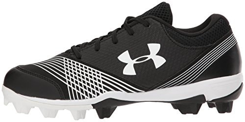 Under Armour Women's Glyde RM Softball Shoe, Black (011)/Black, 7.5 by Under Armour (Image #5)