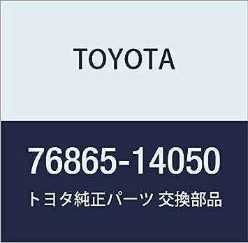 TOYOTA Genuine 76865-14050 Spoiler Retainer