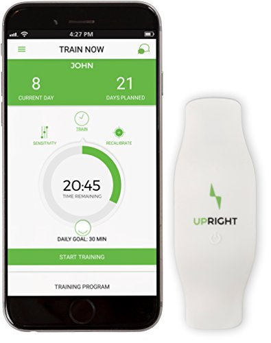 Upright | Smart Wearable Posture Trainer with Free IOS and Android App