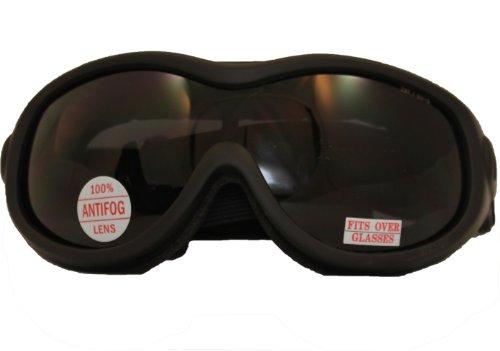 Tactical Over Glasses Goggles ANSI Z87.1 Antifog Open Cell Foam - Z Eyeglasses