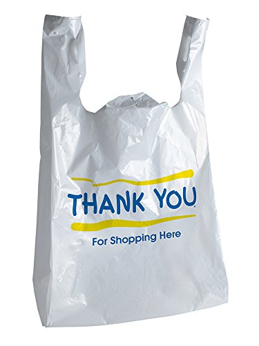100 Pack 7.5x21-0.65mil Heavy Duty CleverDelights Newspaper Bags Open Flat Plastic Bags