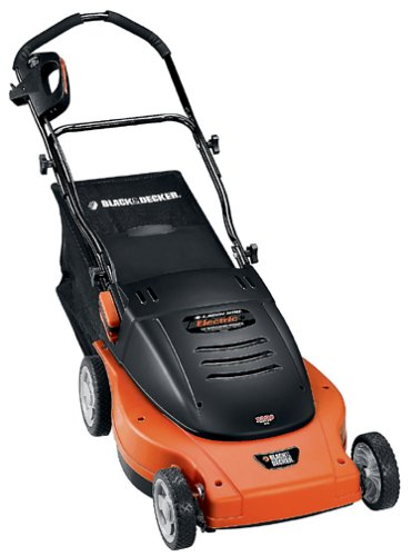 Black & Decker MM875 Lawn Hog 19-Inch 12-Amp Electric Mulching Mower with Rear Bag Review