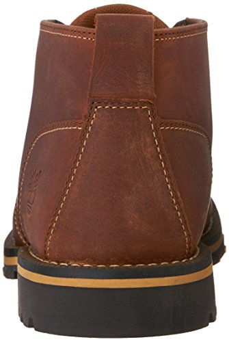 TIMBERLAND - Grantly Chukka A12IA - brown Brown Full Grain/Suede
