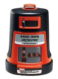 Black & Decker BDL310S Projected Crossfire Auto Level Laser (B0002TG1DE) | Amazon price tracker / tracking, Amazon price history charts, Amazon price watches, Amazon price drop alerts