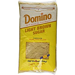 Domino Light Brown Sugar - 4lb Resealable Bag