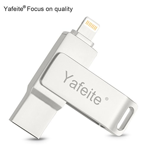 External Storage Expansion Yafeite Lightning