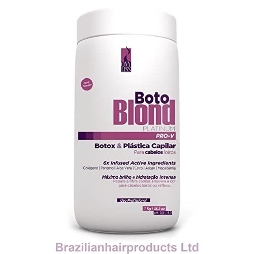 Cheap Brazilian Bottox Blond Platinum hot sale