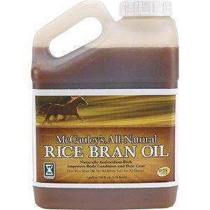 McCauleys All Natural Rice Bran Oil