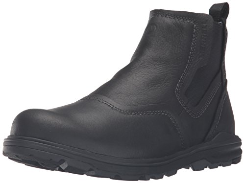 Best price Merrell Men' Brevard Chelsea- Casual Boot, Black,