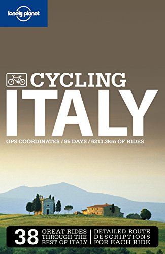 Lonely Planet Cycling Italy