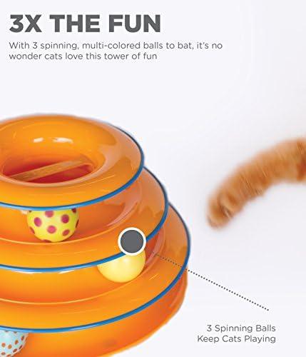Petstages Cat Tracks Cat Toy 4