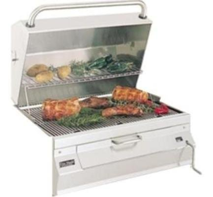 Firemagic by Peterson 14SC101CA Firemagic Built-in Smoker Grill with Smoker Oven Hood- Grill Accessory