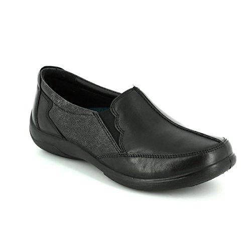 Scarpe Padders Black Donna Combi 874 zw5wZ
