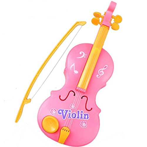 LandFox Toy,Children's Music Violin Musical Instrument Christmas Gift