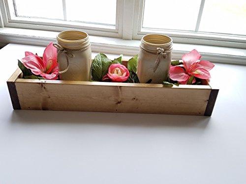 rustic-reclaimed-30-wood-centerpiece-box-horseshoes-planter-box-wedding-centerpiece