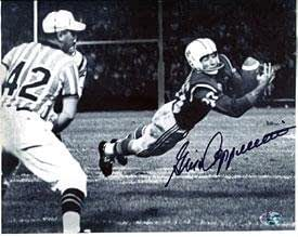 Signed Gino Cappelletti Photograph - 8x10 - Autographed NFL Photos at Amazon's Sports ...