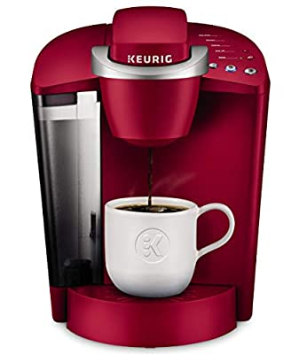 Keurig K-Classic Coffee Maker with AmazonFresh 60 Ct. Coffee Variety Pack, 3 Flavors by Keurig