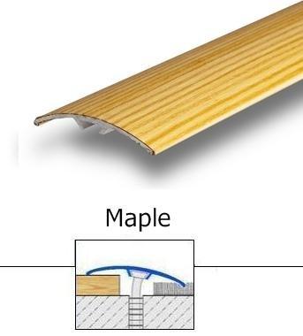 Dural MultiFloor 0,9 m arce efecto puerta umbral Trim código de producto; mfaf