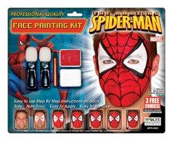 Spiderman Makeup Kit Wolfe Bro PROD-ID : 563169