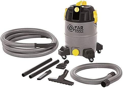 Fartools 101300 - Aspirador de agua y polvo con refusión, talla S ...