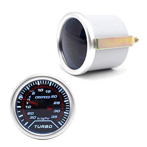 Kongqiabona PSI Durable Oil Pressure Turbo Boost Gauge: Amazon.co.uk: Electronics
