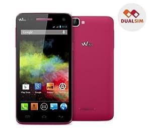Rainbow - fuchsia - Dual SIM smartphone + SCS10001 Bluetooth hands-free kit