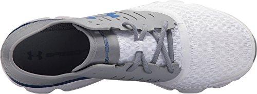 W team Speedform Ua De Intake Royal Steel Chaussures Under white Running Armour Femme w6ETTF