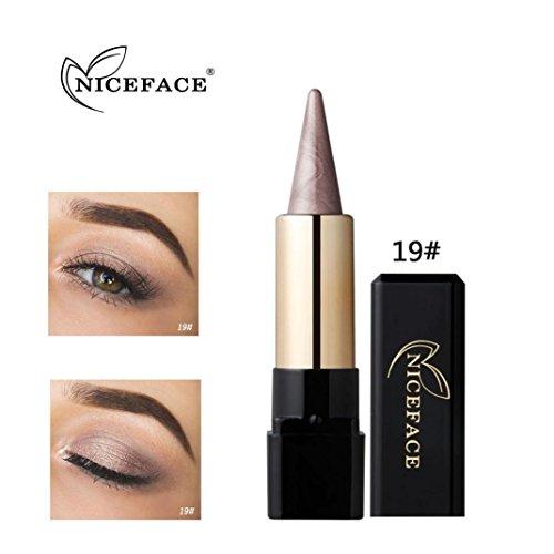 Hometom Best Pro Eyeshadow Makeup - Waterproof Eyeliner Crea