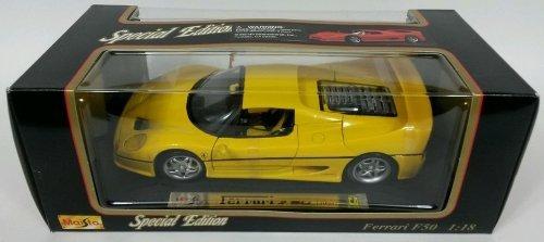 Maisto Special Edition Ferrari F50 (1995) 1:18 (Edition Ferrari Special)