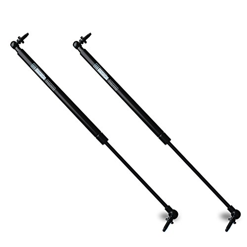 SG404018 Beneges 2PCs Hood Lift Supports Compatible with 1999-2004 Jeep Grand Cherokee Front Hood Gas Charged Struts Shocks Dampers 4048 55136764AA