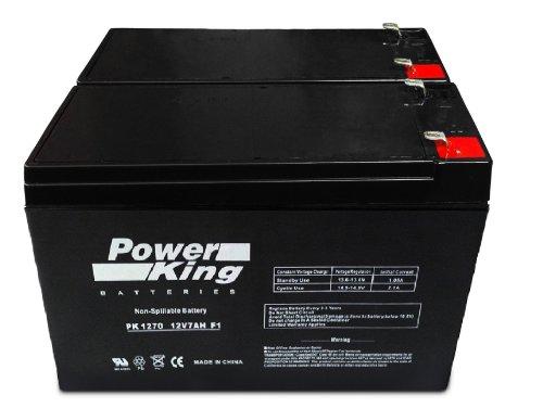 APC Back-UPS XS XS800 (BX800) Replacement UPS Batteries - Set of ()