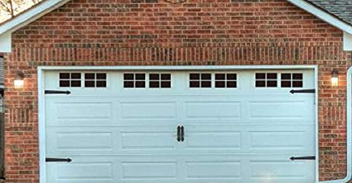 garage door decor kit - 3