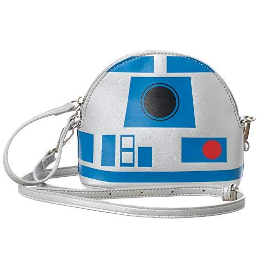 Star Wars R2-D2 Crossbody Handbag Purse