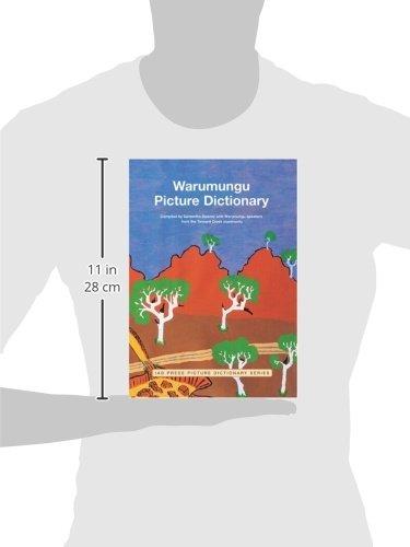 Warumungu Picture Dictionary (IAD Press Picture Dictionaries)