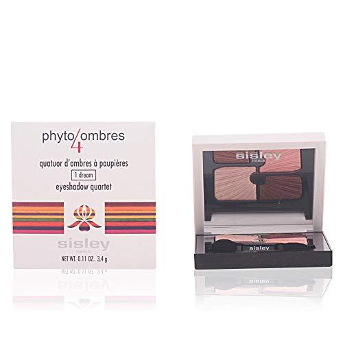 Sisley Phyto 4 Ombres Quartet Women s Eyeshadow, Mystery, 0.11 Ounce