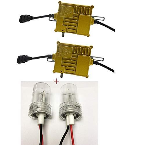 100W Slim Ballast Kit HID Xenon Light Bulb 12V H1 H3 H7 H11 9005 9006 4300k 5000k 6000k 8000k Auto Xeno Headlight Lamp 4300K White Yellow 9005/HB3